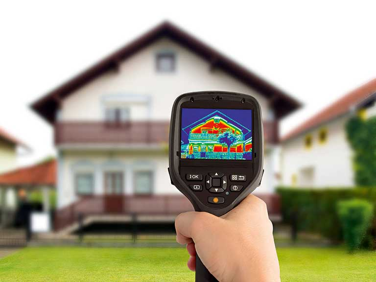 BJP Electrical also specialise in electrical thermal imaging service